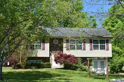Spring City Single Family Home Contingent: 176 Lake Hills Lane
