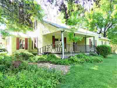 Athens Single Family Home Contingent: 673 County Road 655