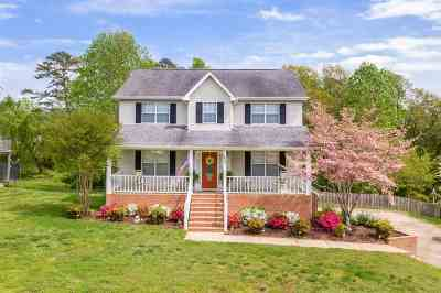 Single Family Home Contingent: 8420 Forest Breeze Drive