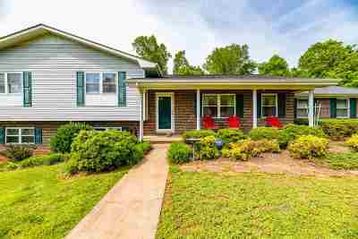 Etowah Single Family Home For Sale: 1107 Brentwood Drive