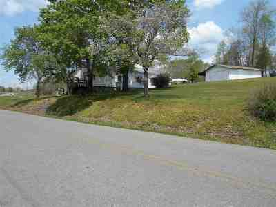 Tellico Plains Single Family Home Contingent: 517 Gamble Gap Road