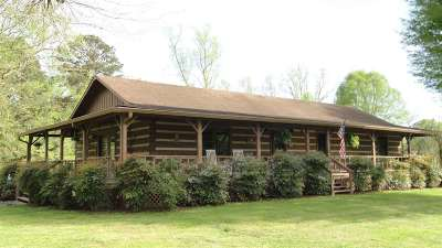 Etowah Single Family Home Contingent: 367 County Road 623