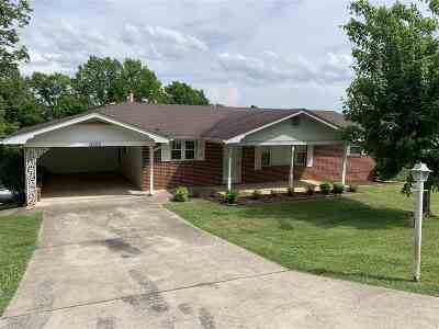 Cleveland Single Family Home Contingent: 2709 Bryant Drive