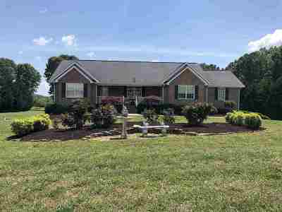 Riceville Single Family Home For Sale: 181 County Road 157