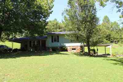 Madisonville Single Family Home For Sale: 809 Big Creek Road