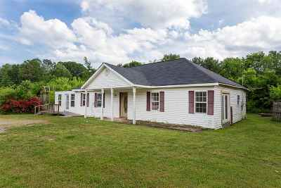 Decatur Single Family Home For Sale: 601 River Road