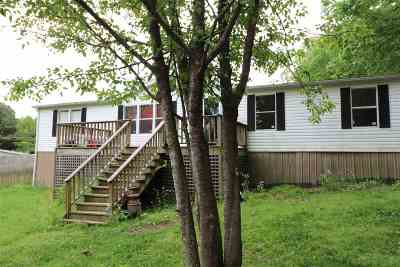Niota Single Family Home For Sale: 112 County Road 227