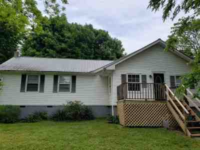 Niota Single Family Home For Sale: 215 Ocoee Street