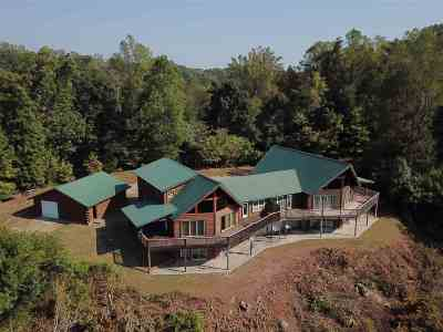 Single Family Home For Sale: 1750 Hiwassee Road