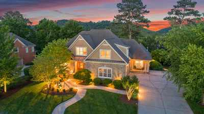Chattanooga Single Family Home For Sale: 9355 Windrose Circle