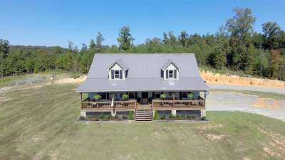 Calhoun Single Family Home For Sale: 2440 County Road 750