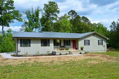 Old Fort Single Family Home For Sale: 1715 Bucks Pocket Road SE