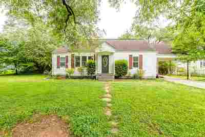 Athens Single Family Home For Sale: 509 Warren St.
