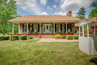 Tellico Plains Single Family Home For Sale: 12080 State Hwy 68