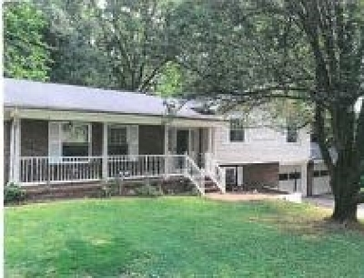 Hixson Single Family Home For Sale: 1045 Olde Mill Lane (Auction) #Auction