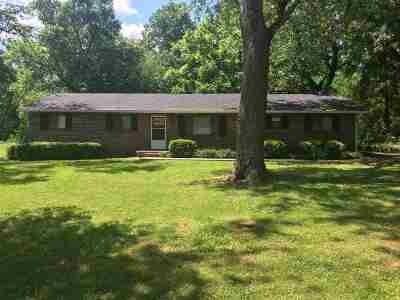 Cleveland Single Family Home For Sale: 905 Haywood Drive NW