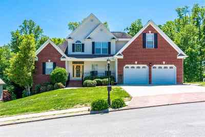 Soddy Daisy Single Family Home For Sale: 864 Brooke Stone Dr