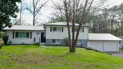 Cleveland Single Family Home For Sale: 600 Sycamore Dr NE