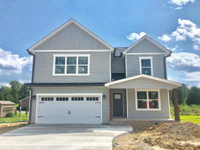 Single Family Home For Sale: Lot 36 Stone Creek