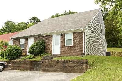 Cleveland Single Family Home For Sale: 1938 Ohio Avenue