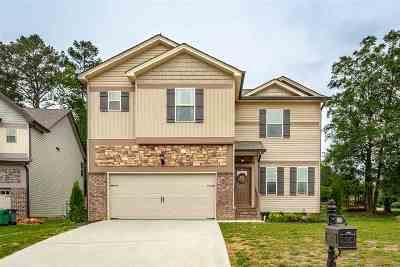 Single Family Home For Sale: 1178 Stone Gate Cir NW