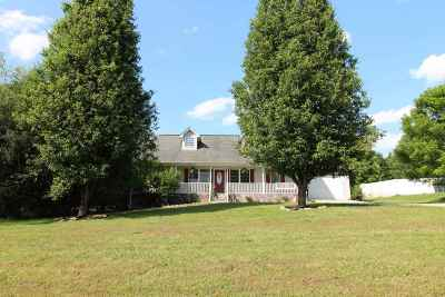 Single Family Home For Sale: 914 Crosby Lane