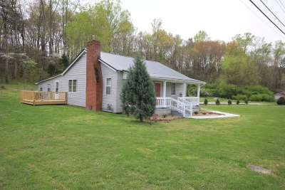 Spring City Single Family Home Contingent: 24278 Rhea County Highway