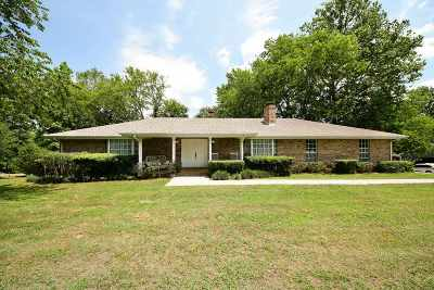 Benton Single Family Home For Sale: 240 McClary Drive