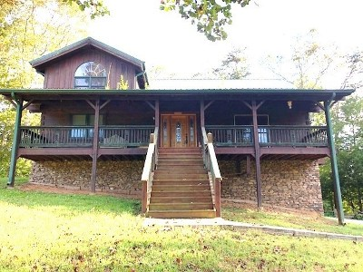 Benton Single Family Home For Sale: 222 Rivers Edge Lane