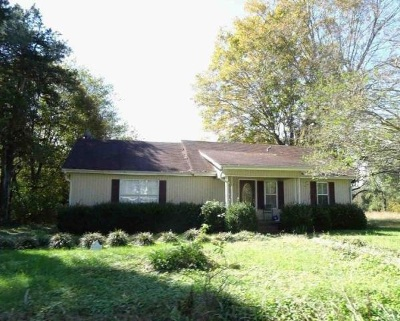 Single Family Home For Sale: 5526 Bunker Hill Rd