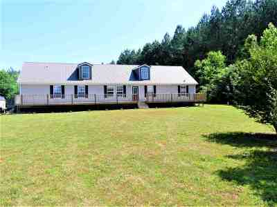 Athens Single Family Home For Sale: 271 County Road 608