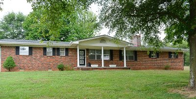 Old Fort Single Family Home For Sale: 2573 Highway 411