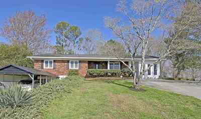 Madisonville Single Family Home For Sale: 952 Starlite Drive
