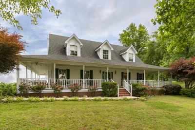 Single Family Home For Sale: 15924 Poole Rd