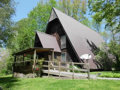 Tellico Plains Single Family Home For Sale: 2208 Rafter