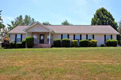 Dayton Single Family Home Contingent: 284 Bellbrook Drive