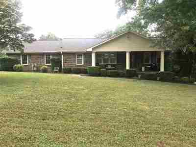Englewood Single Family Home Contingent: 174 County Road 576