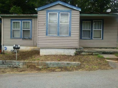 Athens Single Family Home For Sale: 206 Stansberry