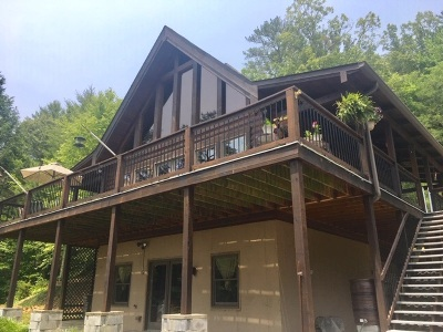 Reliance Single Family Home For Sale: 887 Tellico-Reliance Road