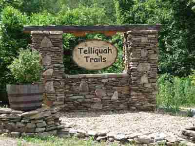 Tellico Plains Residential Lots & Land For Sale: Lot 20 Cherokee Winds
