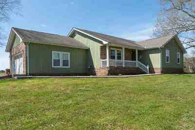 Niota Single Family Home For Sale: 710 Union McMinn Road
