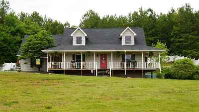Single Family Home For Sale: 190 County Road 750