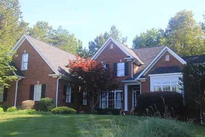 Cleveland Single Family Home Contingent: 3098 Mountain Pointe Drive NW