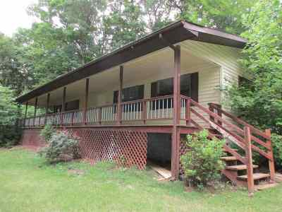 Single Family Home For Sale: 859 Herron Road