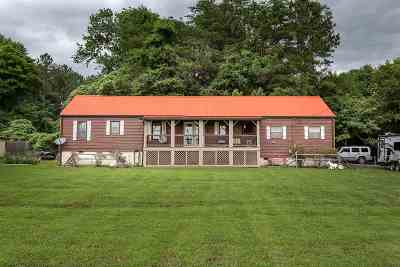Benton Single Family Home For Sale: 2222 Parksville Road