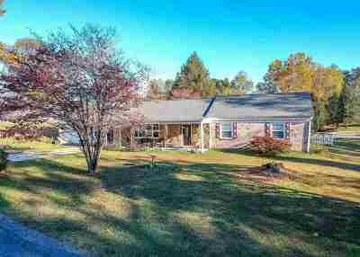 Spring City Single Family Home For Sale: 243 Larue Drive