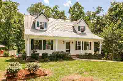 Decatur Single Family Home For Sale: 111 Lakewood Circle Drive #Tennesse