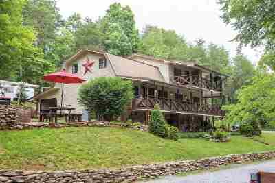 Madisonville Single Family Home For Sale: 241 Homestead Rd