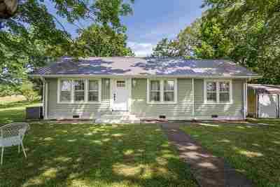 Benton Single Family Home Contingent: 468 Etowah Rd