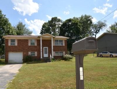 Hixson Single Family Home For Sale: 922 Delores Drive